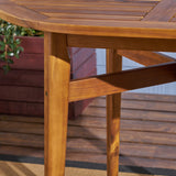 Bar-Height Patio Table