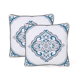 Modern Fabric Throw Pillow - NH309213