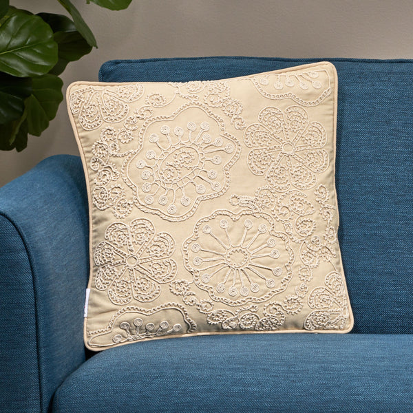Modern Fabric Throw Pillow - NH978213