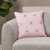 Modern Fabric Throw Pillow Cover - NH196013