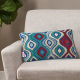 Modern Fabric Throw Pillow Cover - NH396013