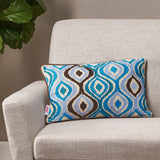 Modern Fabric Throw Pillow Cover - NH976013