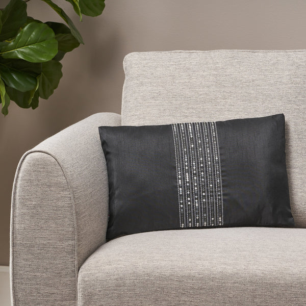 Modern Fabric Throw Pillow Cover - NH586013