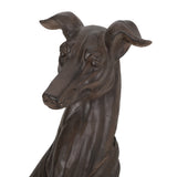 Greyhound Dog Statue - NH746213