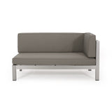 Outdoor Modern 5 Seater Sectional Sofa - NH996113