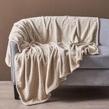 Flannel Throw Blanket - NH520903