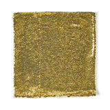 Glam Square Reversible Sequin Throw Pillow - NH712213