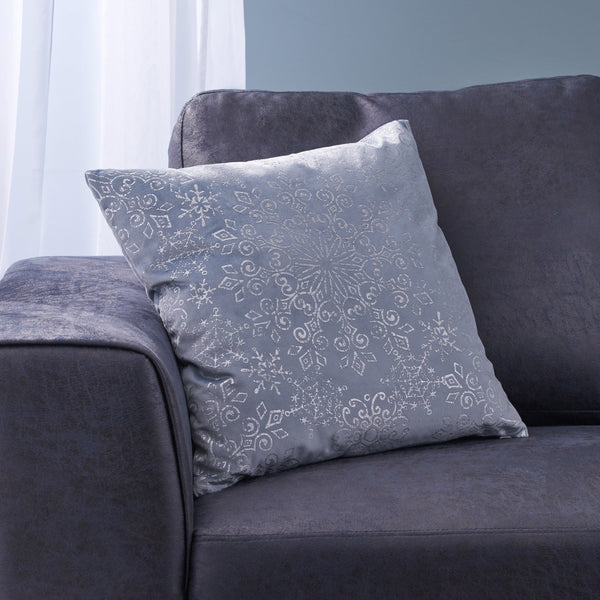 Modern Square Fabric Pillow Cover - NH914013