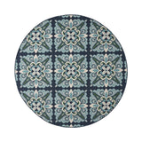 Outdoor Medallion Area Rug - NH855803