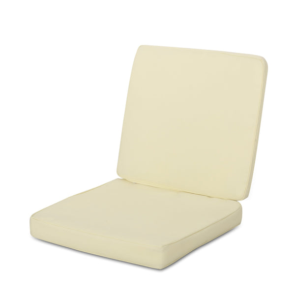 Outdoor Water Resistant Fabric Club Chair Cushions - NH672313