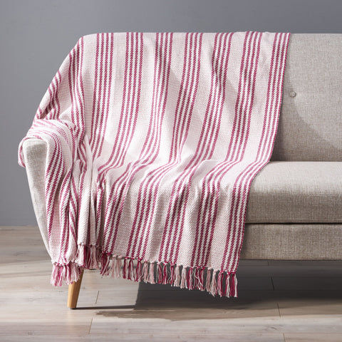 Fabric Throw Blanket - NH077013
