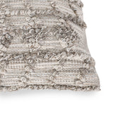 Boho Cotton Throw Pillow - NH406113