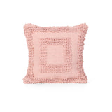 Boho Cotton Throw Pillow - NH785013