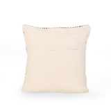 Boho Cotton Throw Pillow - NH536013