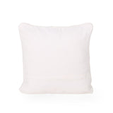 Boho Cotton Throw Pillow - NH346013