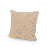 Boho Cotton Throw Pillow (Set of 2) - NH066013