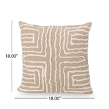 Cotton Throw Pillow - NH990113