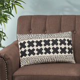 Boho Cotton Pillow Cover - NH462113
