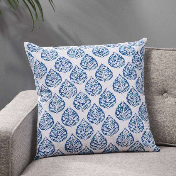 Modern Fabric Throw Pillow Cover - NH479013