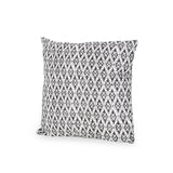 Modern Fabric Throw Pillow - NH489013