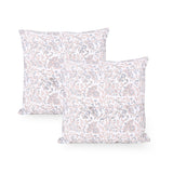 Modern Fabric Throw Pillow (Set of 2) - NH799013