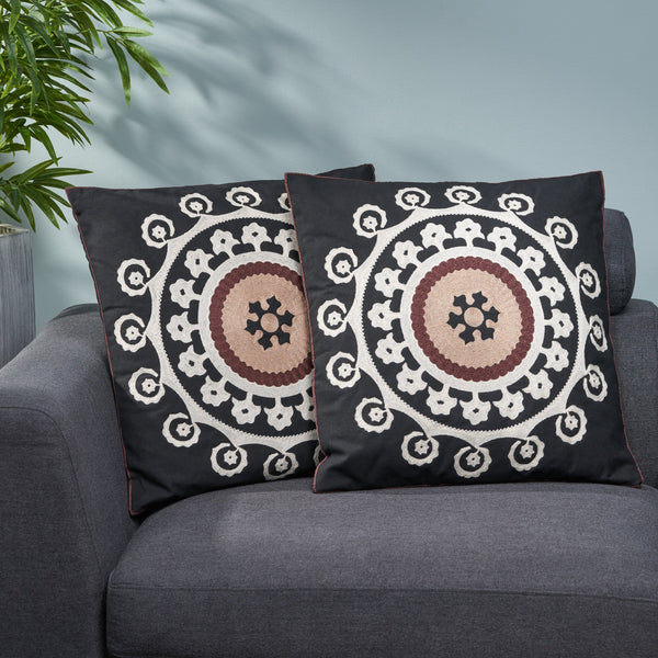 Modern Throw Pillow Cover (Set of 2) - NH015013