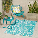 Outdoor Modern Scatter Rug - NH310113