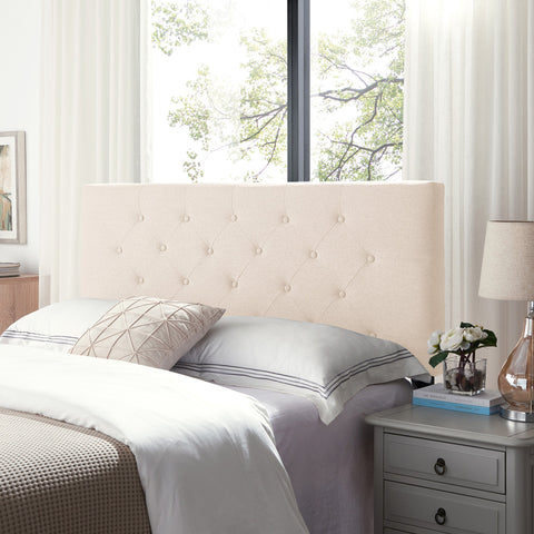 Contemporary Upholstered Headboard - NH594113