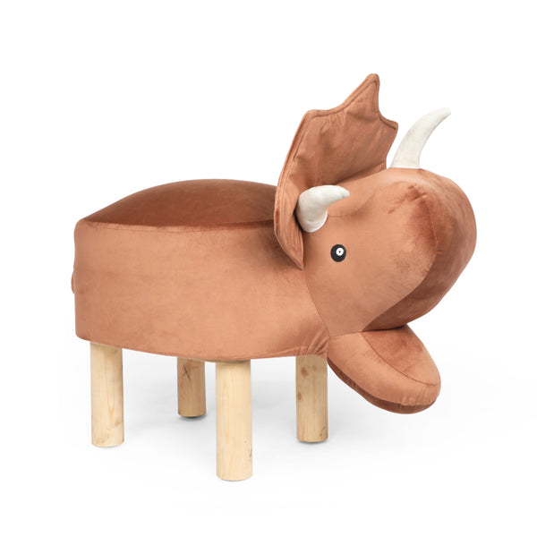 Kids Triceratops Ottoman - NH017213