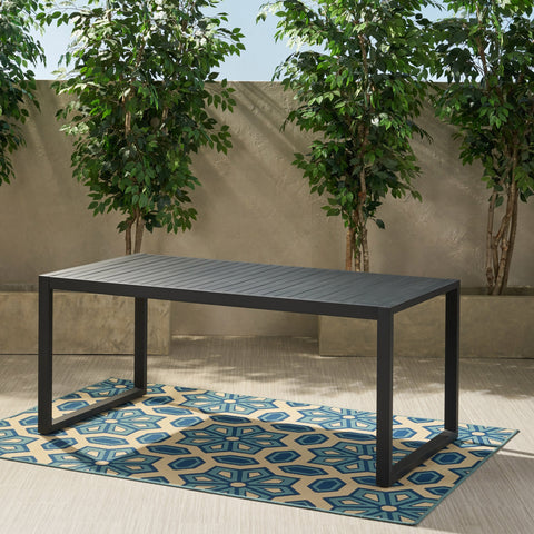 Outdoor Aluminum Dining Table - NH797013
