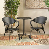 Outdoor Modern 2 Seater Bistro Set - NH653113