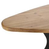 Modern Industrial Guitar Pick Coffee Table - NH347113