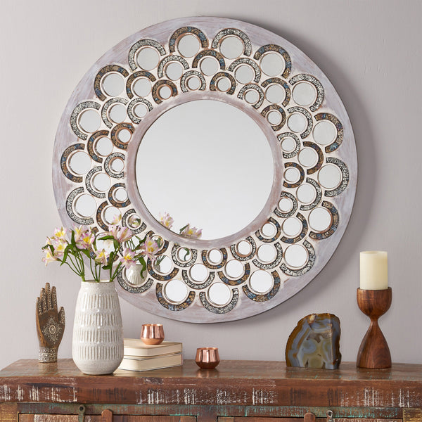 Traditional Mirror - NH147113