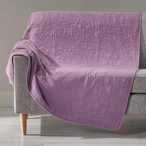 Embroidered Throw Blanket - NH658113