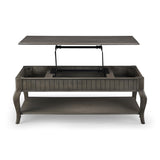 Traditional Lift-Top Coffee Table - NH986113