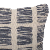Hand Loomed Boho Throw Pillow - NH356213