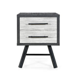 Mid-Century Modern Nightstands (Set of 2) - NH432313