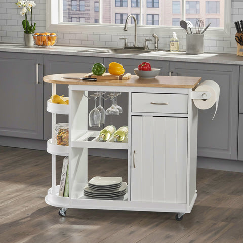 Kitchen Cart with Wheels - NH369113