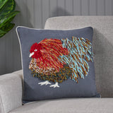 Hen Pillow Cover - NH254213