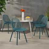 Outdoor Modern Dining Chair (Set of 4) - NH974213