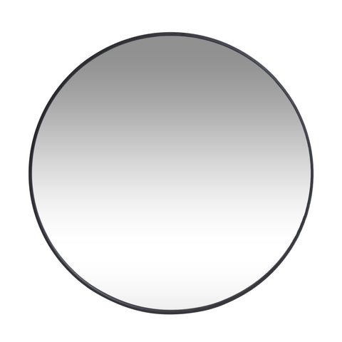 Contemporary Circular Wall Mirror - NH884313