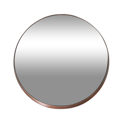 Contemporary Round Wall Mirror - NH835313