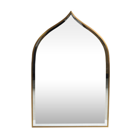 Contemporary Bell Shaped Wall Mirror - NH555313