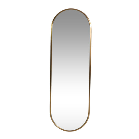Contemporary Oval Wall Mirror - NH194313
