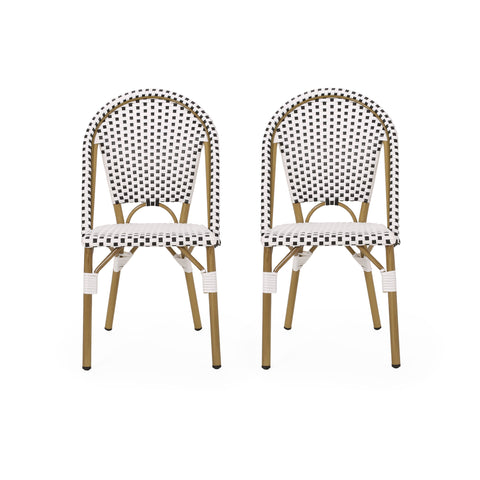 Outdoor French Bistro Chair (Set of 2) - NH152313