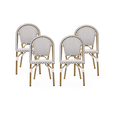 Outdoor French Bistro Chair (Set of 4) - NH452313