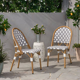 Outdoor French Bistro Chair (Set of 2) - NH752313