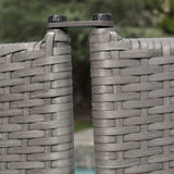 Outdoor Wicker Privacy Screen - NH673003