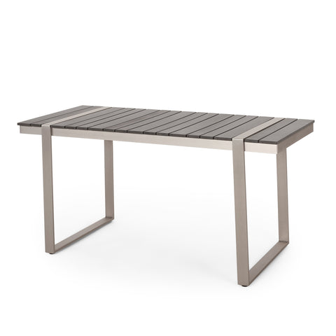 Outdoor Aluminum Dining Table - NH517313