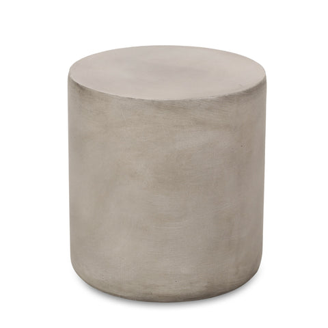 Outdoor Lightweight Concrete Side Table - NH604313